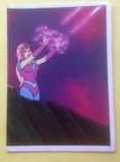 SHE-RA PRINCESS OF POWER - N° 158 - IMAGE AUTOCOLLANTE PANINI - English Edition