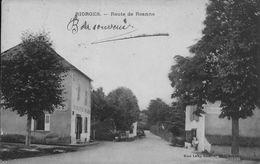 RIORGES (Loire) - ROUTE De ROANNE - Correspondance - Voir Description - Riorges