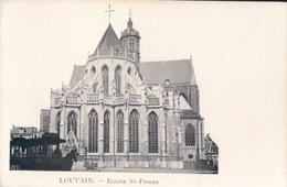 Leuven Louvain Eglise St-Pierre ( Paardentram Tram Paardetram ) - Leuven