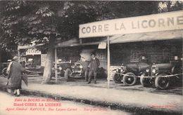 Bourg En Bresse Voitures Corre La Licorne Renault - Bourg-en-Bresse