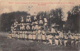 Bourg En Bresse Concours Gymnastique 1911 - Bourg-en-Bresse