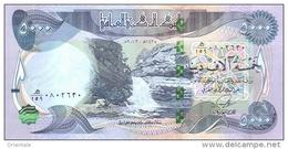 IRAQ P. 100 5000 D 2013 UNC - Iraq