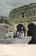 Afrique  Vieille Maison Tunisie - Cartes Postales