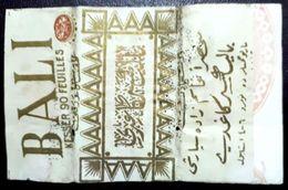 Turkey,Ottoman,PAPER OF CIGARETTES #1916 Bali,VF.. - Cigarette Holders