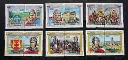 Tuvalu Leaders Of The World 1984 (stamp) MNH - Tuvalu