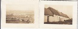Ireland - Aran Islands - 1937 - 2 Photos Originales Format 8 X 10.5 Cm - Plaatsen