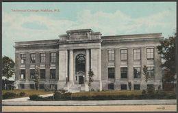 Technical College, Halifax, Nova Scotia, Canada, C.1910 - Valentine's Postcard - Halifax