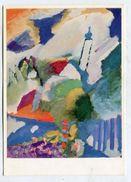 PAINTING - AK 310514 Wassily Kandinsky - Murnau - Paintings