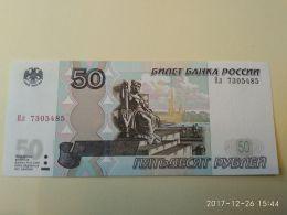 Russia  50 1997 - Russia