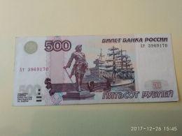 Russia  500 1997 - Russia
