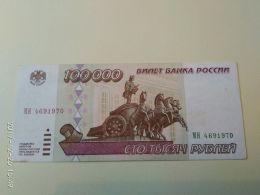 Russia  100.000 1995 - Russia