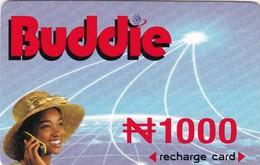 Nigeria, NG-ECO-REF-0001, Buddie, Woman, 2 Scans. - Nigeria