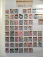 LOTS  - Autriche  _  Belgique -  + De 700 Timbres, Neuf Ou Oblitérés - Briefmarken