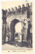 Cpa Maroc - Tanger - Porte De La Casbah - Tanger