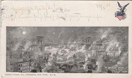 Etats Unis New York Brooklyn Bridge 1901 - Brooklyn