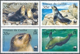 Tristan Da Cunha  Zeehond - Andere