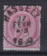 N°  46 HASSELT - 1884-1891 Léopold II