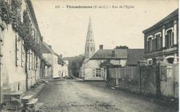Thiembronne - Rue De L'Eglise - France