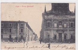 Lugo - Corso Garibaldi - Italia