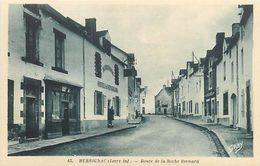 Réf : A-18 Pie Tre-181  : HERBIGNAC. ROUTE DE LA ROCHE-BERNARD - Herbignac