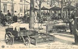 PARIS UN COIN DU MARCHE AUX OISEAUX - Other