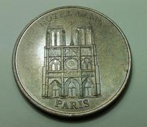 Monnaie De Paris - 2000 -  Notre-Dame Paris - Monnaie De Paris