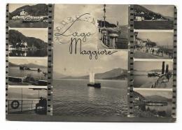 LAGO MAGGIORE VEDUTE - NV FG - Verbania