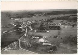 GF, (70) 050, Baulay, Combier 3157A, Vue Panoramique Aérienne - France