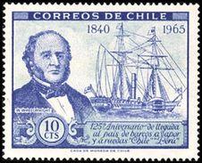 Chile 0313 ** MNH. 1966 - Chile