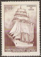 Chile 0387 ** MNH. 1972 - Chile