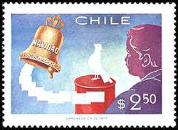 Chile 0494 ** MNH. 1977 - Chile