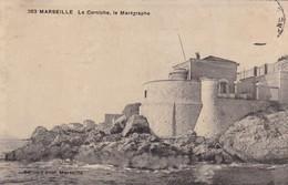 13 / MARSEILLE / LA CORNICHE / LE MAREGRAPHE / EDITEUR BERNARD 363 - Marseille