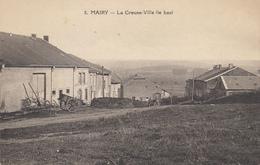 Mairy - 5- La Creuse Ville (le Bas) - France