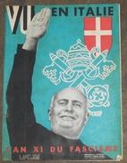 En Italie L'An XI Du Fascisme– Vu N°282 - Books, Magazines, Comics