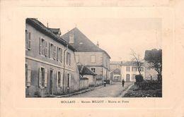 ¤¤  -   MOLLANS   -  Maison MILLOT   -   Mairie Et Poste   -  ¤¤ - France