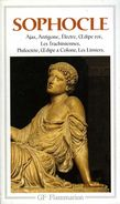 Ajax, Antigone, Électre, Oedipe Roi, Les Trachiniennes, Philoctète, Oedipe à Colone, Les Limiers Par Sophocle - Autres