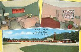 276523-Mississippi, Meridian, Virginia Court, Ike J Davis Owner, EC Kropp No 6013N - Meridian