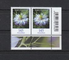 Deutschland BRD ** 3351 Blumen Jungfer Im Grünen Neuausgabe 2.1.2018 - [7] República Federal