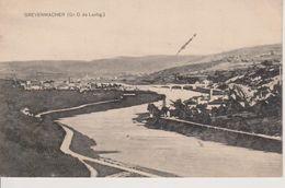 LUXEMBOURG - GREVENMACHER - VUE GENERALE - Postcards