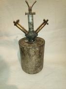ALLEMANDE German Mine Schrapnellmine 35  S-Mine Springmine Sprengmine 35 S.Mi.35 Neutralisé Fusee - Decorative Weapons