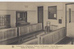 Belgique - Bruxelles - Hôpital Brugmann - Psychiatrie - Salle D'Attente Consultation Externe - Gezondheid, Ziekenhuizen