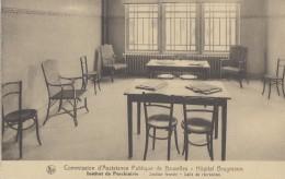Belgique - Bruxelles - Hôpital Brugmann - Psychiatrie - Section Fermée - Salle De Récréation - Gezondheid, Ziekenhuizen
