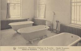 Belgique - Bruxelles - Hôpital Brugmann - Psychiatrie - Section Fermée - Salle De Bains - Gezondheid, Ziekenhuizen