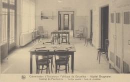 Belgique - Bruxelles - Hôpital Brugmann - Psychiatrie - Section Ouverte - Salle De Récréation - Gezondheid, Ziekenhuizen