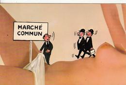 """"""" Maché Commun  Entrez Dons,messieurs Les Anglais !"""" Série 556/29 - Humour"""