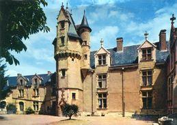 Thouars Hotel Du President Tyndo Circulee En 1977 - Thouars