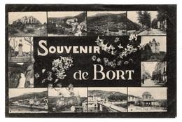 19 CORREZE - BORT Carte Souvenir - Autres Communes