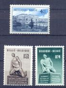 BELGIE 1951 Nr. 860 - 862 Postfris ** CW 67,00  MNH** - LOOK!!!! - Neufs
