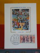 Coté 3€ > Les États Généraux > Versailles (78) > 8.5.1971 > FDC 1er Jour Carte Maxi - Cartes-Maximum