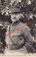 Le Maréchal Français Foch - Commandant En Chef Les Armées Alliées - Characters